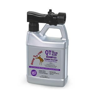 QT™ w/Color Glow Foaming Solution 32 oz